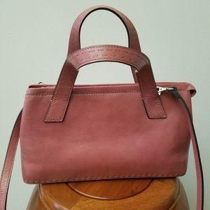 Vintage Fossil bag - pink